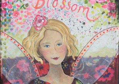 Angel of Blossom