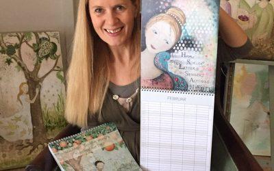 Vind en kunst kalender!