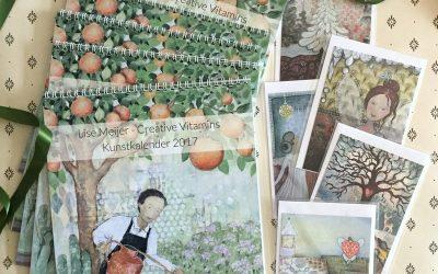 Gratis fragt + VINTERPAKKE med kalendere og kort