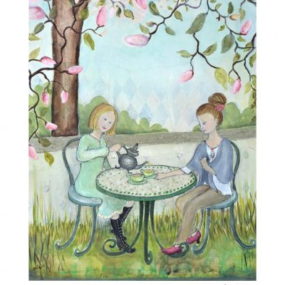 Magnolia chat