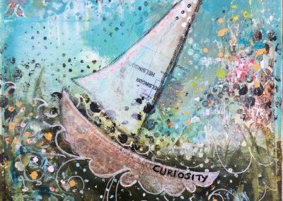 Sail with Curiosity