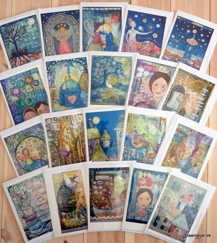 20 cards