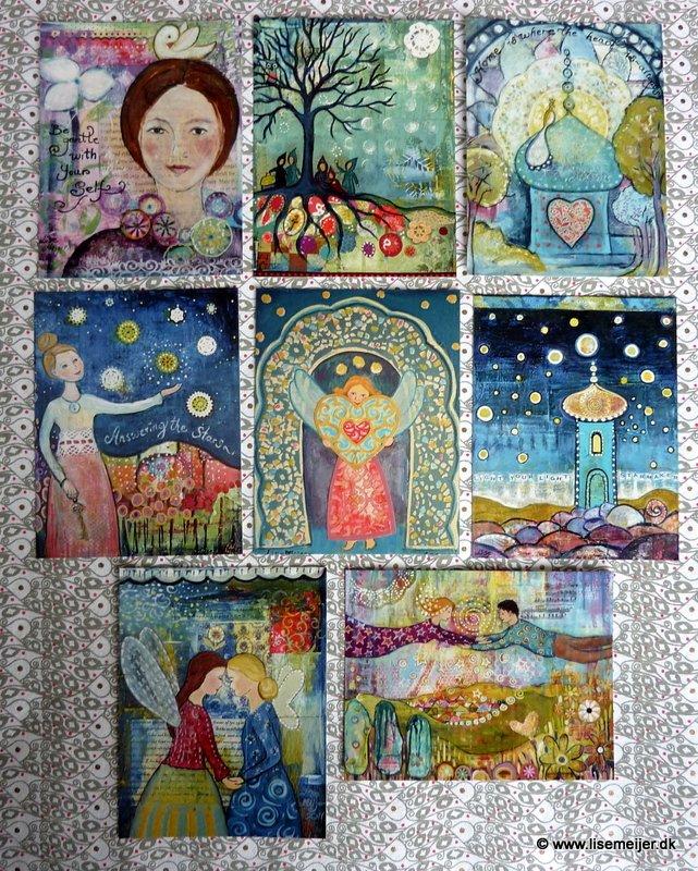 Christmas cards Arkiv - Lise Meijer
