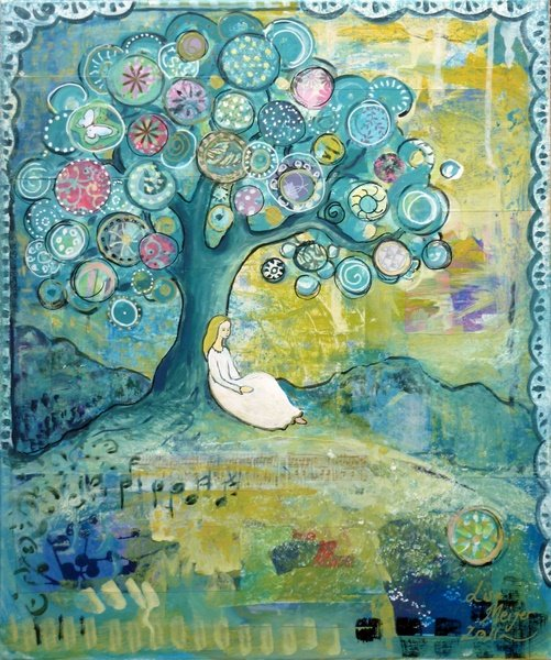 Tree of Dreams - Drømmetræet