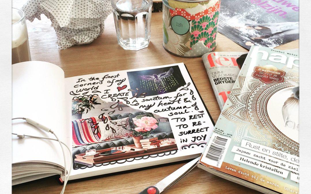 Creative Quickie – eller hvordan jeg undgår at blive frusteret