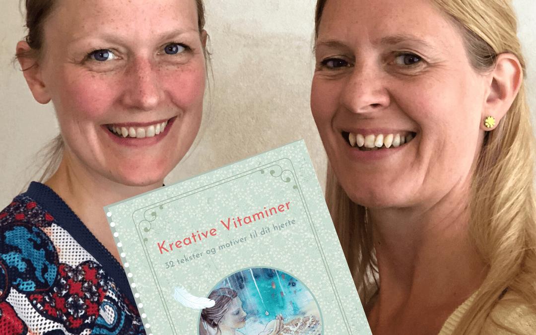 Kreative vitaminer – online bogfest med kreative øvelser